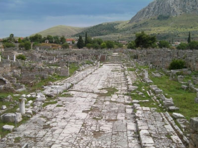 Corinth and Argolis