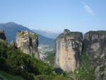 Mount Olympus and  Meteora Trekking